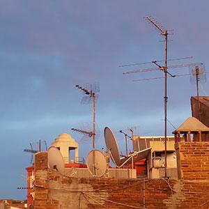 Antenne TV : les principaux types de fixation